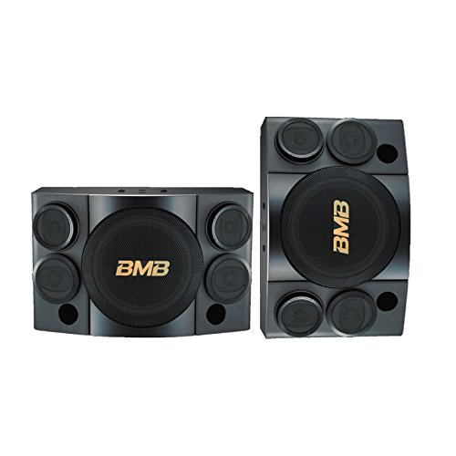 BMB CSE-310 500W 10'' 3-Way Karaoke Speakers (Pair) by BMB