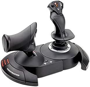 Joystick de simulation de vol Thrustmaster T-Flight Hotas X-Accessoires de jeu