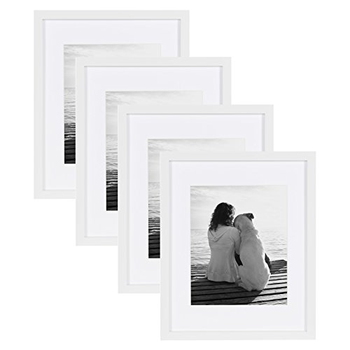 DesignOvation Gallery Customizable Display matted
