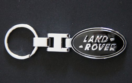 LAND ROVER Metal Keychain Key Chain KEY Ring