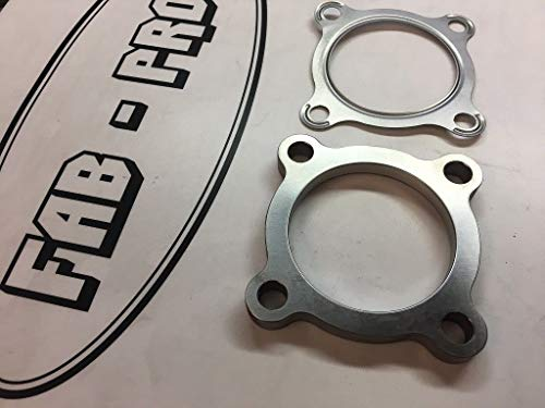Stainless Cut Flange - Stainless 2.5