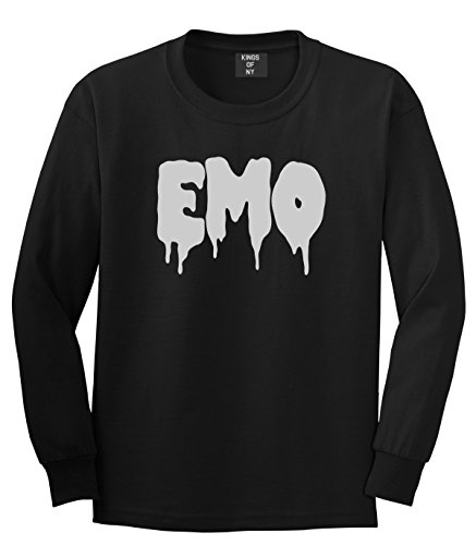 New Emo Goth Long Sleeve T-Shirt for cheap