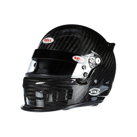 (Bell Racing Men's Full-face-Helmet-Style (GTX3 SA15) (Carbon Black, 7-1/8))