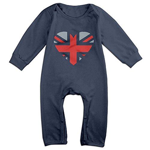 JOYJUN England Fashion Boy Long Sleeve Design For Halloween