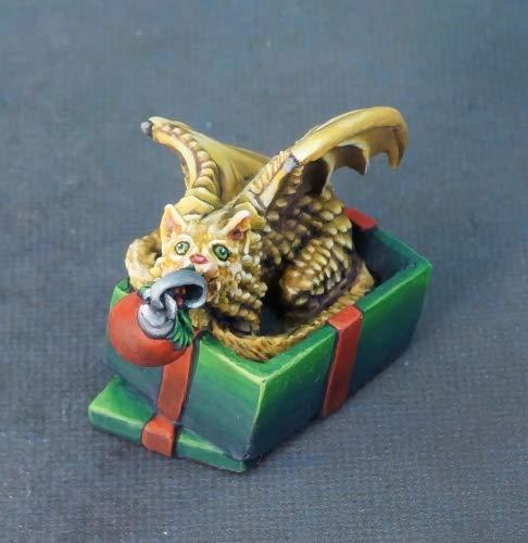Reaper Miniatures Cat Dragon #01620 Special Edition Unpainted Metal Figure -