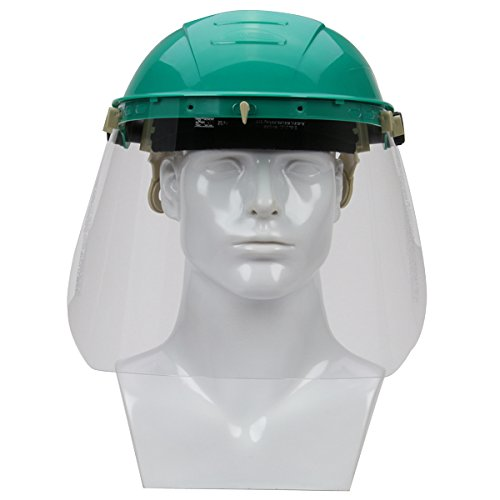 Safety Works Adjustable Headgear with Faceshield