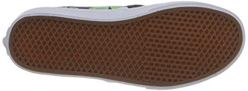 Vans CAMDEN Mädchen Sneakers Mehrfarbig ((Tropical Flora FO6)