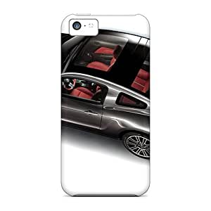 MMZ DIY PHONE CASEipod touch 4 Cover Case - Eco-friendly Packaging(mustang Gt Glass Roof '2010)