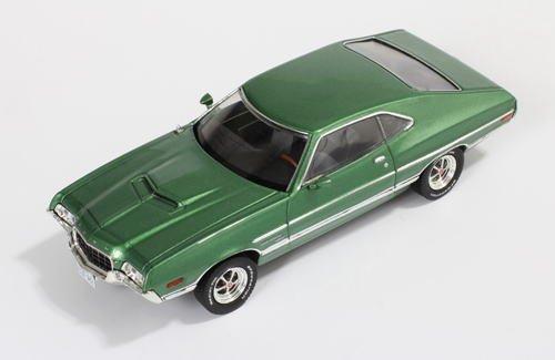 1/43 フォード グラン トリノ スポーツ 1972 メタリックグリーン PRD225