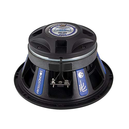 Soundstream SM2.650 6.5-Inch 2 Way 250W Pro Audio Midrange Speakers with Built in Horn Tweeter Pair