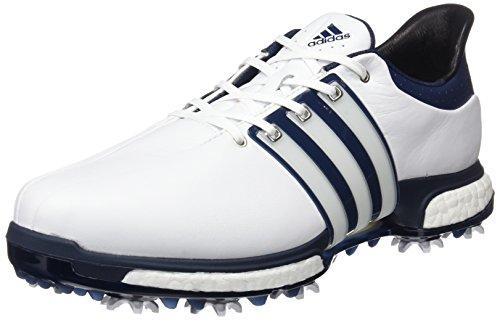 360 Silver adidas Golf Tour 9 US Slate Mens White Dark Boost Shoes 5 wFERHq