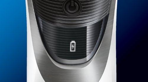Philips PT923/18 - Afeitadora PowerTouch sin cable Serie 5000 con sistema TripleTrack y accesorio recortador desplegable, soporte de carga y funda: Amazon.es: Salud y cuidado personal