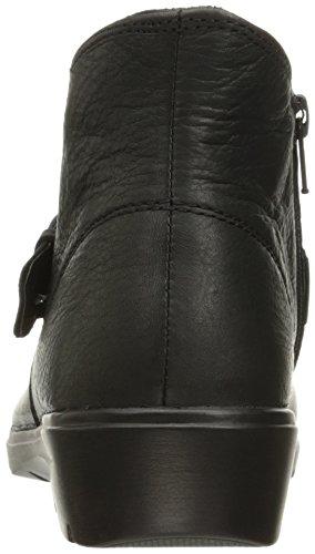 Squad Metronome Mod Women's Skechers Ankle Black Bootie p1wRnqT