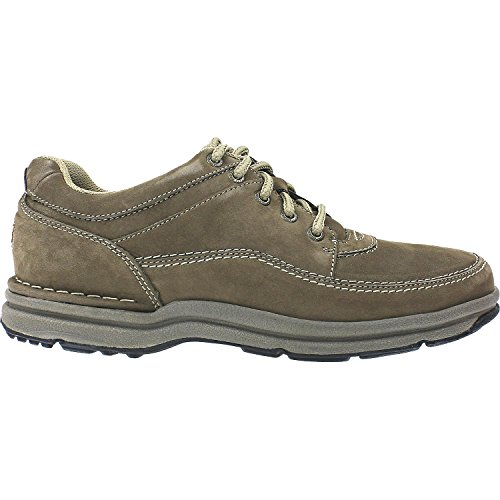 Rockport Mens World Tour Classic - Limited Edition Olive Nubuck 10 Smal