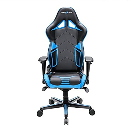 Dxracer Gaming Stuhl Oh Rv131 Nb R Serie Schwarz Blau Amazon De