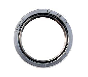 EAI Oil Seal 20mm X 42mm X 7mm TC Double Lip w//Spring 2 PCS Metal Case w//Nitrile Rubber Coating