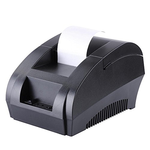 Portable Desktop Direct Thermal Barcode Label Printer US Delivery by ZeHuoGe (Image #1)