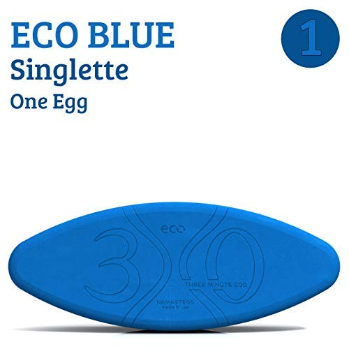 Three Minute Egg ヨガブロック 1-6個セット 米国製 4 Pack ECO Blue B07HGKQCF8