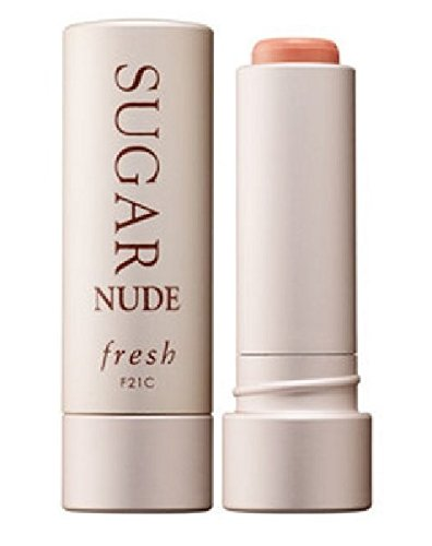 Fresh Sugar Tinted Lip Color Conditioner Treatment Sunscreen Spf 15 Nude 0 07Oz 2 2G