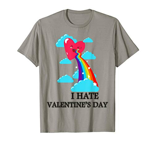 Kids I Hate Valentines Day Shirts Gifts for Women and Men