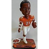 $74 » Barry Sanders Oklahoma State Barry Sanders Bobblehead NCAA