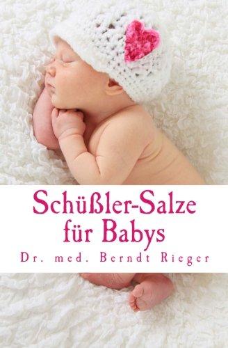 Schüßler-Salze für Babys