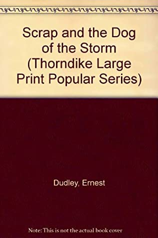 book cover of Scrap and the Dog of the Storm
