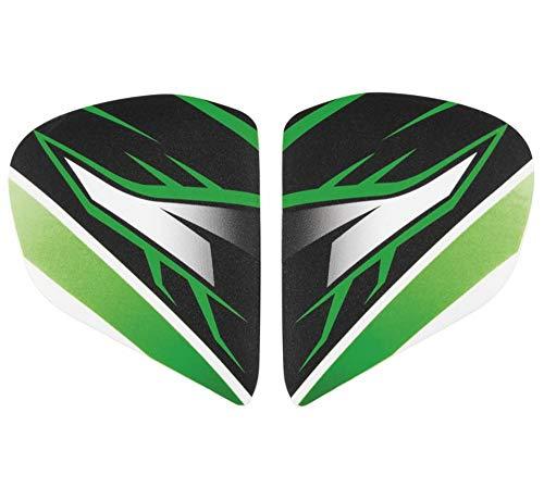 Arai Helmet Shield Cover - Arai Helmets 025873 Shield Cover for Corsair-X Helmets - Ghost Green