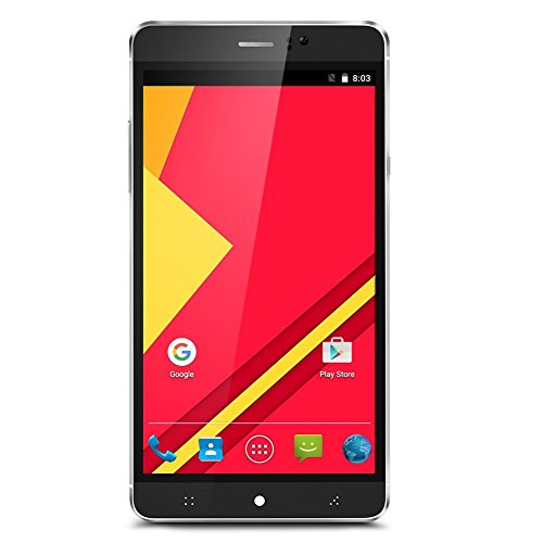 "Padgene New Version Vogue 6"" Android 5.1 Unlocked Smartphone"