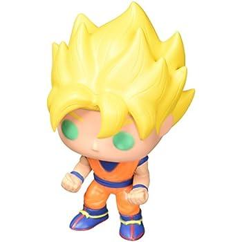 Amazon Com Funko Pop Anime Dragonball Z Super Saiyan