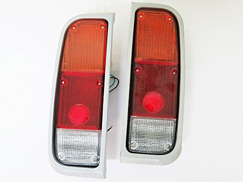 Tail Light Rear Lamp for Toyota Hilux Rn20 Rn25 Pickup Truck 1974-1978 Pair