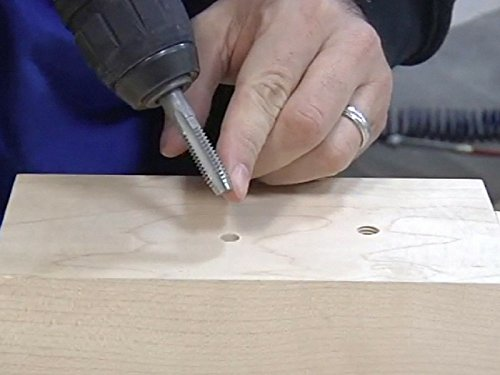 Tapping Threads in Wood (Component Wood)