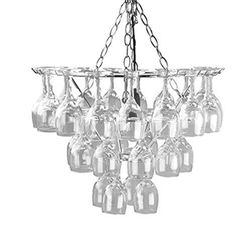 Leitmotiv Vino Glass Pendant Lamp