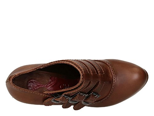 Marron Femme Compensées Chloé Chaussures CH717100332 Cuir aOYZq