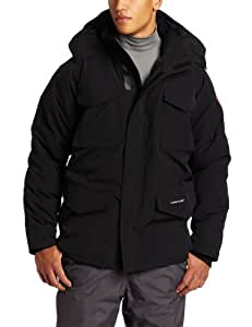 Canada Goose Men's Constable Parka,Black,X-Small