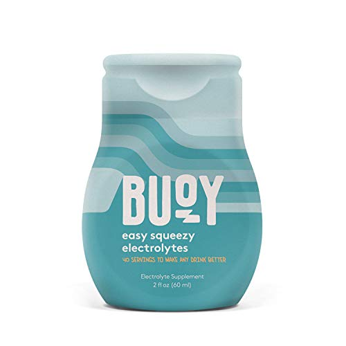 Buoy Electrolytes Servings Hydrating Sustained