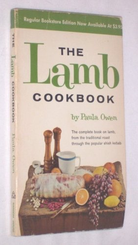 The Lamb Cookbook
