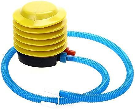 جهاز نفخ هواء محمول للقدم معدات نفخ لحفلات الزفاف بالون منفاخ متين بالونات 95 سم طول الأنبوب الخارجي Amazon Ae
