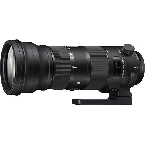 LD Sigma 150 600mm f 5 6 3 DG OS HSM Sports lens For Nikon Cameras