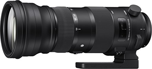 Sigma 150-600mm 5-6.3 Sports DG OS HSM Lens for Nikon