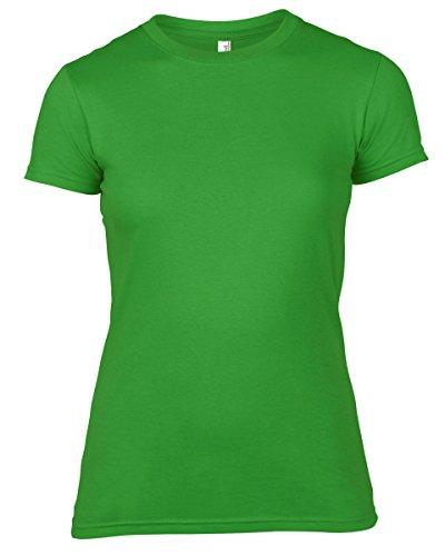 Anvil - Camiseta - para mujer Manzana Verde