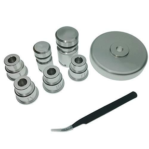 SHIJING Hard Drive Platter Swap Suite Tools Auto Smart Platter Extractor Repair Tools Set for 2.5