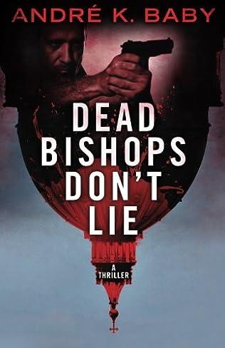 book cover of Dead Bishops Don\'t Lie