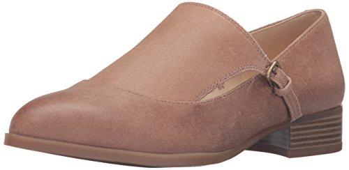 Image of Nine West Women's Nyessa Leather Monk-Strap Loafer