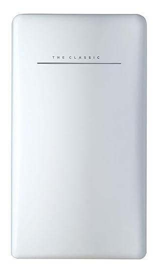 Kühlschrank retro weiß  bkitchen cool 120 ws Retro Kühlschrank, 120L, A++: Amazon.de ...