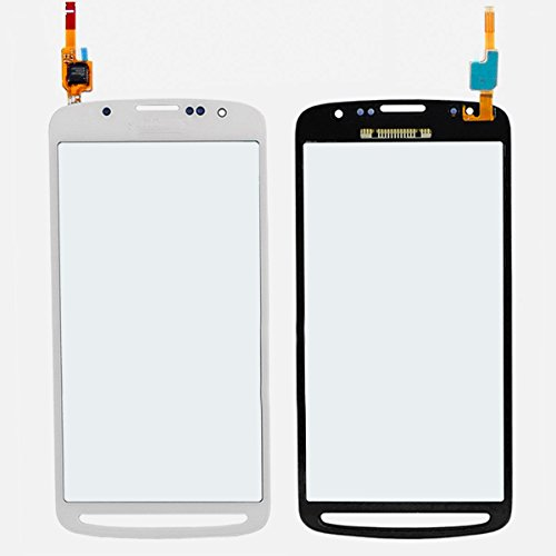 Touch Screen Glass Digitizer for Samsung Galaxy S4 Active Mini Core Advance i8580 with free tools (Not include LCD) (White)