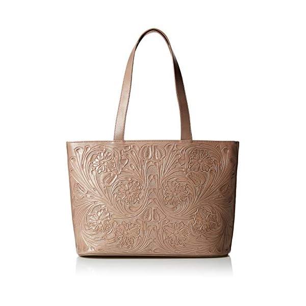 Mauzari Women's Large Leather Tote Handbag 1