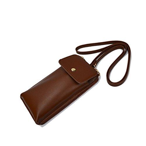 who am i - Bolso mochila  para mujer marrón