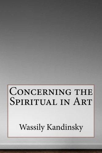 Read Online Concerning the Spiritual in Art pdf epub