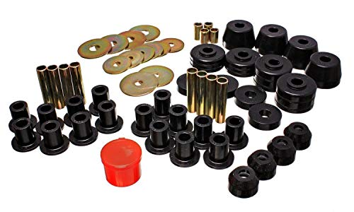 Energy Suspension 5.18102G HYPER-FLEX SYSTEM Complete Master Bushing Set